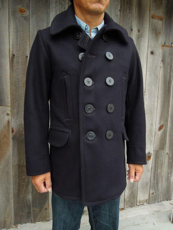 U S Navy Pea Coat 1913 ザ・リアルマッコイズ和歌山